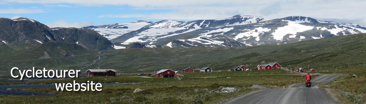 Jotunheimvegen, Norway