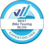 Best Bike Touring blog award